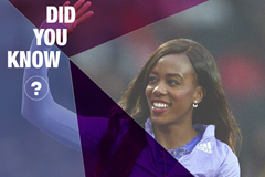 Did you know Tiffany Porter ()