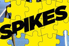 SPIKES Indoor Quiz Header (SPIKES)