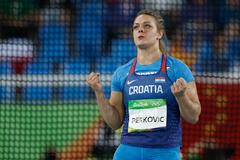Rio 2016 women discus qualifying