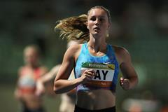 Riley Day at the Sydney Athletics Grand Prix (Getty Images)