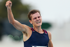 Australian race walker Dane Bird-Smith (Getty Images)