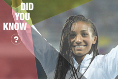 Did You Know Nafissatou Thiam ()