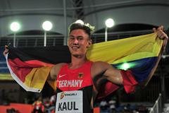 Niklas Kaul ()