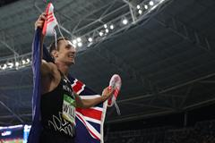 Nick Willis of New Zealand after the 1500m final at the Rio 2016 Olympic Games (Getty Images)