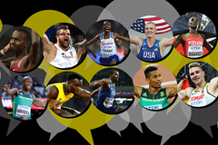 Men's Nominees Athlete of the Year 2017 (Getty Images / SPIKES)