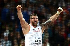 Pawel Fajdek wins the hammer at the IAAF World Championships London 2017 (Getty Images)