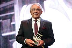 Coaching Achievement Award winner Joe Vigil  (Giancarlo Colombo)