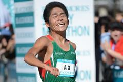 Japanese distance runner Yuki Kawauchi (Getty Images)