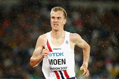 Sondre Nordstad Moen in action at the IAAF World Championships London 2017 (Getty Images)