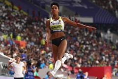 World Championships Doha 2019 Malaika Mihambo long jump
