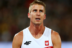 Marcin Lewandowski after the 800m at the IAAF World Championships Beijing 2015 (Getty Images)