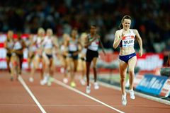 Laura Muir London Anniversary Games 2016 ()