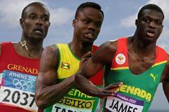 Grenada 400m Cover ()