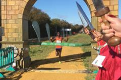 Jacob Kiplimo wins at the Cross Internacional de Itálica in Seville (Asociación ANOC)