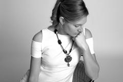 Elena Vallortigara wearing Gabriella Marin (Gianluca Zanella)