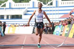 Andamlak Belihu wins the TCS World 10K Bengaluru (Procam International)