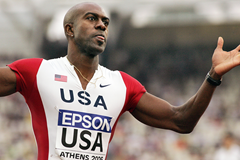 US sprint hurdler Allen Johnson (AFP / Getty Images)