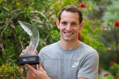 2014 World Athlete of the Year Renaud Lavillenie (Philippe Fitte / IAAF)