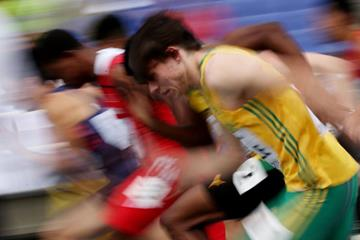 100m heats at the IAAF World Youth Championships, Cali 2015 (Getty Images)