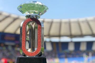 The Diamond Trophy in Rome (Diamond League)