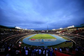 General view of the IAAF World U18 Championships Nairobi 2017 (Getty Images)