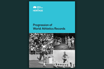 Progression of World Athletics Records (World Athletics)