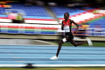 Boys' 3000m heat at the IAAF World Youth Championships, Cali 2015 (Getty Images)