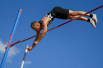 US pole vaulter Sam Kendricks (AFP / Getty Images)
