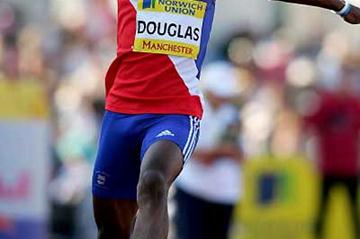 Nathan Douglas Triple Jumps to Championship record in Manchester (Getty Images)