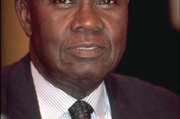 His Excellency Judge Kéba Mbaye (SEN) (with thanks to the IOC)