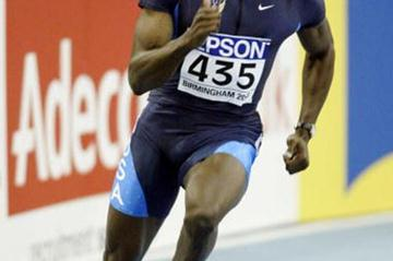 Shawn Crawford (USA) - 200m heats (Getty Images)