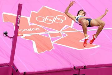 Another PB in London for Katarina Johnson-Thompson (Getty Images)