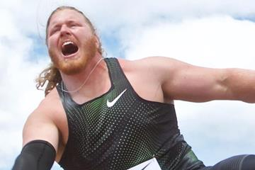 US shot putter Ryan Crouser (Getty Images)