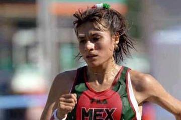 Mexican distance runner Adriana Fernandez (Getty Images)