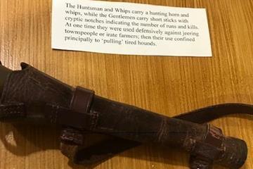 Huntsman bugle (IAAF)