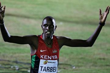 Willy Tarbei at the IAAF World Youth Championships, Cali 2015 (Getty Images)