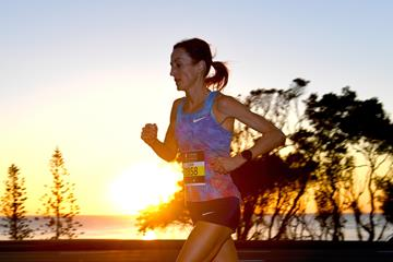 Australian distance runner Sinead Diver (Getty Images)