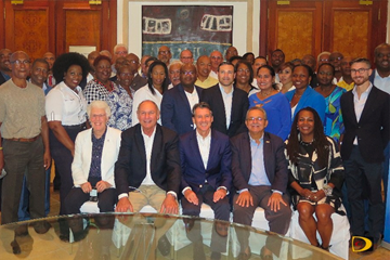 The IAAF governance reform roadshow in Santo Domingo (NACAC)