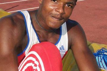 Cuban Decathlete Yordanis Garcia (Javier Clavelo Robinson)