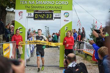 Johan Bugge wins in Smarna Gora (Damiano Benedetto)