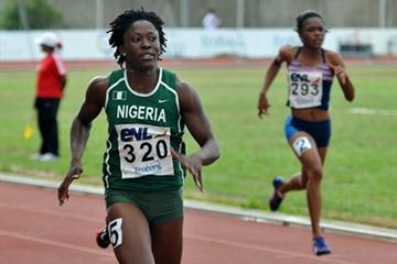On the way to title No 3 in Bambous - Nigerian Amaka Ogoegbunam (Clyde Koa Wing)
