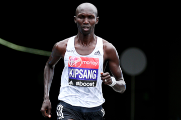 Kenyan marathon runner Wilson Kipsang (Getty Images)