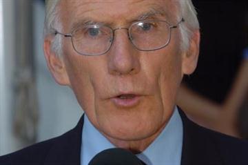 Late WMRA President Danny Hughes (IAAF.org)