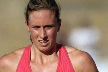 Alana Boyd in in Adelaide in the opening meeting of the 2012 Qantas Australian Athletics Tour. (Getty Images)