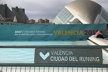 Valencia - city of running (Bob Ramsak)