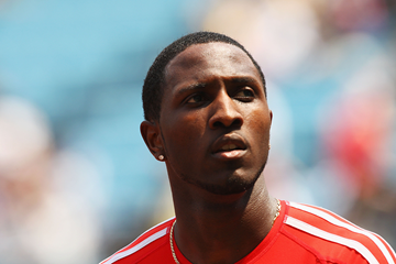 Sprinter Richard Thompson of Trinidad and Tobago (Getty Images)