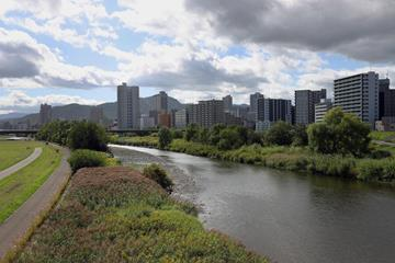 General view of Sapporo, Japan (Getty Images)