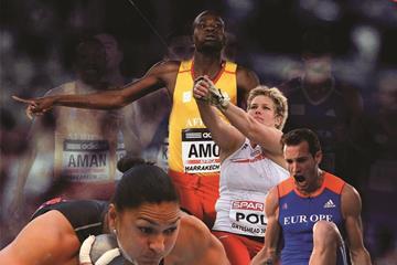 IAAF World Lists 2014 front cover (IAAF)