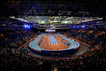 The Birmingham Indoor Grand Prix (Getty Images)