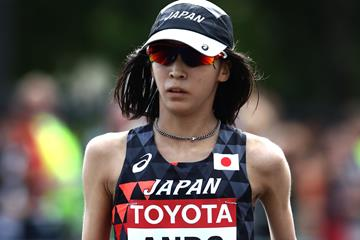 Japanese marathon runner Yuka Ando (Getty Images)